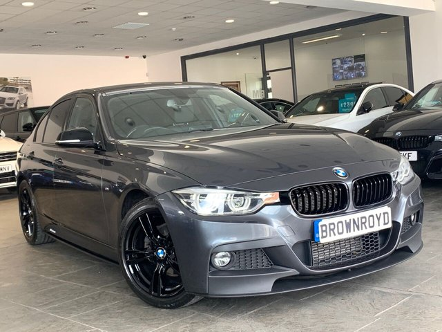 USED 2017 17 BMW 3 SERIES 2.0 320D M SPORT 4d 188 BHP BM PERFORMANCE STYLING+6.9%APR