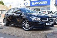 USED 2013 13 MERCEDES-BENZ A-CLASS 2.1 A220 CDI BLUEEFFICIENCY AMG SPORT 5d 170 BHP FINANCE FROM £265 PER MONTH