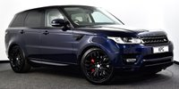 USED 2016 66 LAND ROVER RANGE ROVER SPORT 3.0 SD V6 HSE CommandShift 2 4X4 (s/s) 5dr 17MY, Pan Roof, Black Pack +