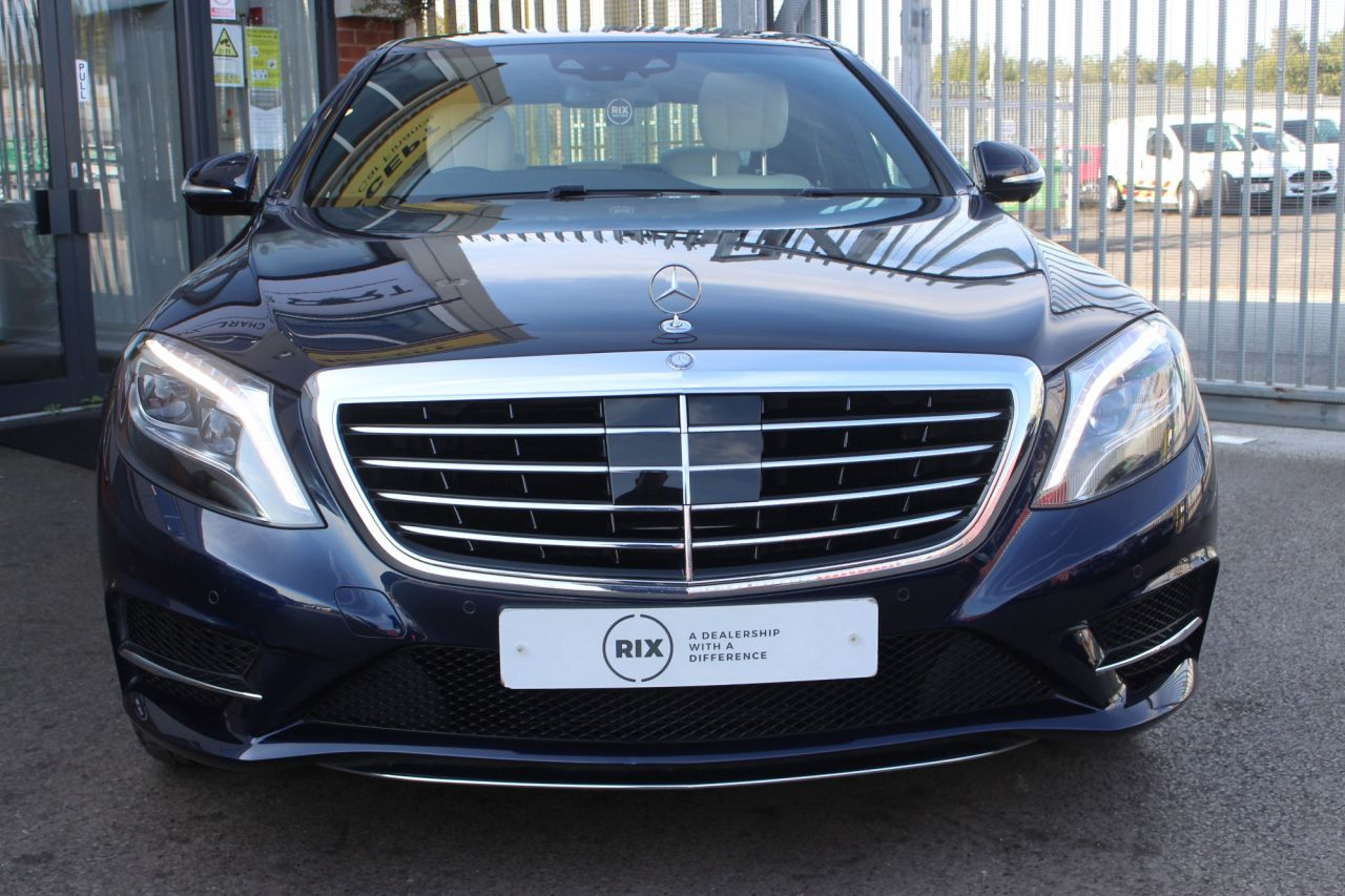 Used MERCEDES-BENZ S-CLASS for sale