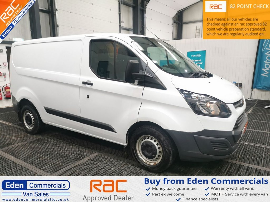 USED 2017 67 FORD TRANSIT CUSTOM 2.0 290 * AIR CON *