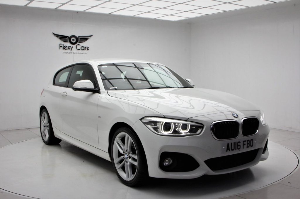 USED 2016 16 BMW 1 SERIES 1.5 118I M SPORT 3d 134 BHP