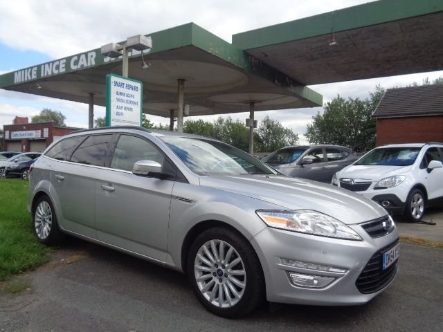 USED 2014 64 FORD MONDEO 1.6 ZETEC BUSINESS EDITION TDCI 5d 114 BHP