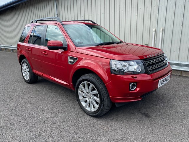 2014 64 LAND ROVER FREELANDER 2.2 TD4 SE TECH 5d 150 BHP