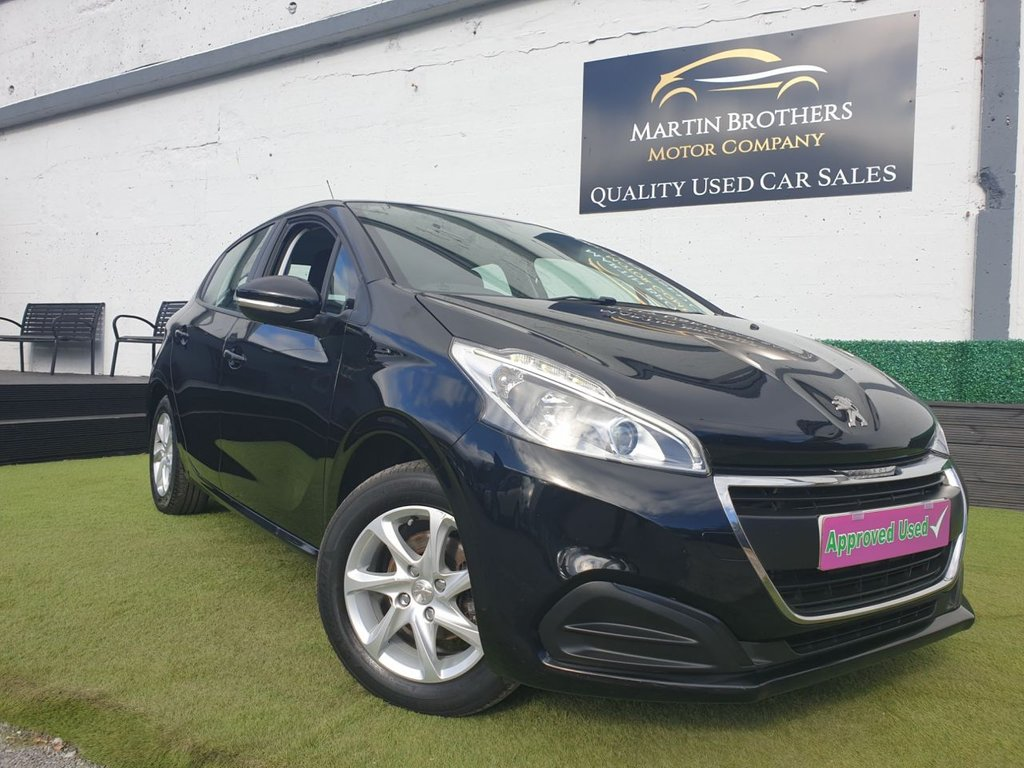 USED 2016 66 PEUGEOT 208 1.0 ACTIVE 5d 68 BHP