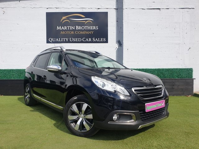 Used Peugeot Cars For Sale Car Finance In Newcastle