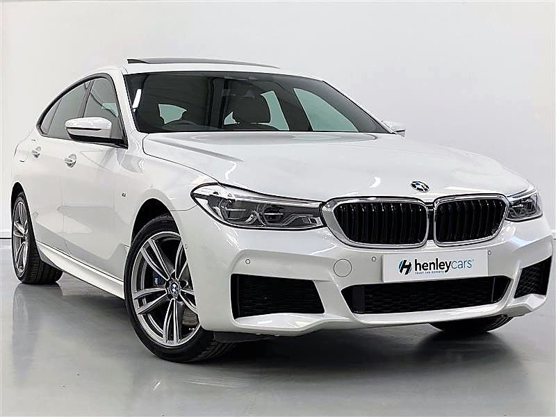 USED 2018 18 BMW 6 SERIES 2.0 630I M SPORT
