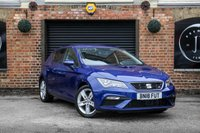 USED 2018 18 SEAT LEON 1.8 TSI FR TECHNOLOGY 5d 178 BHP