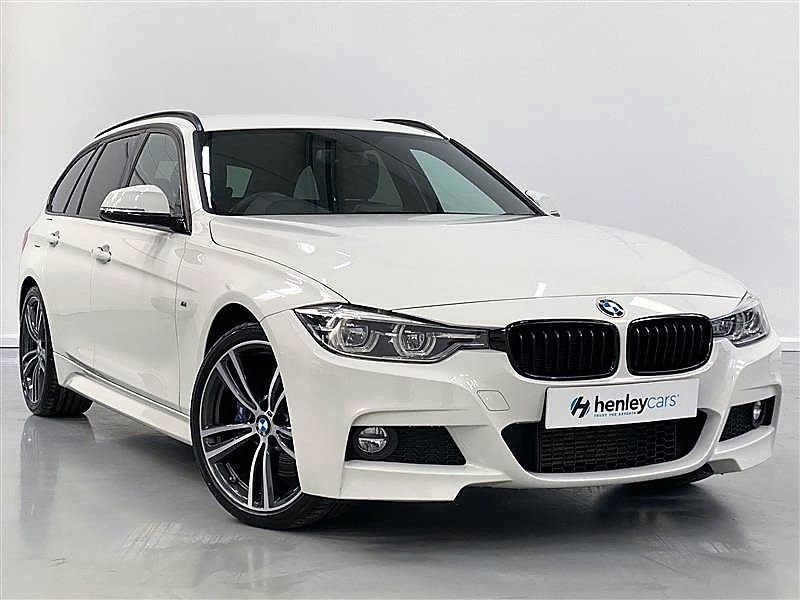 USED 2017 67 BMW 3 SERIES 2.0 320D M SPORT TOURING