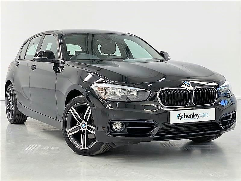 USED 2017 17 BMW 1 SERIES 2.0 118D SPORT 5dr