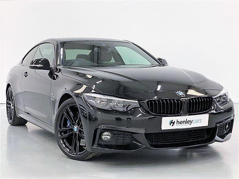 USED 2017 17 BMW 4 SERIES 2.0 430I M SPORT