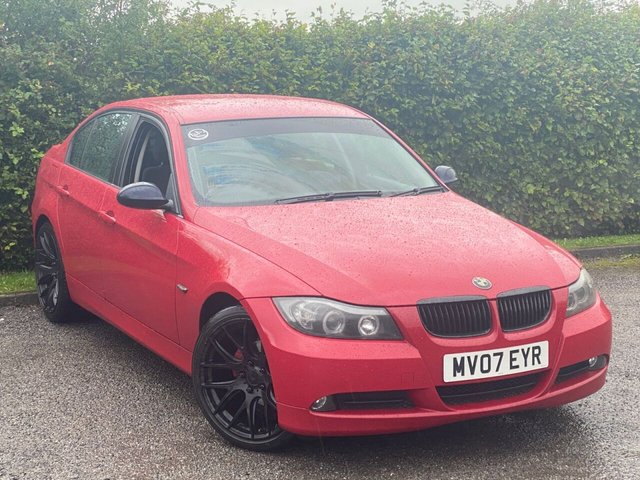 USED 2007 07 BMW 3 SERIES 2.0 318I SE 4d 128 BHP VALUE FOR MONEY FAMILY SALOON