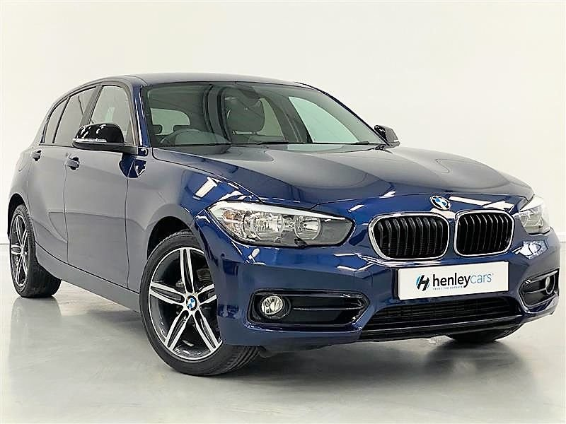 USED 2017 17 BMW 1 SERIES 1.5 118I SPORT 5dr