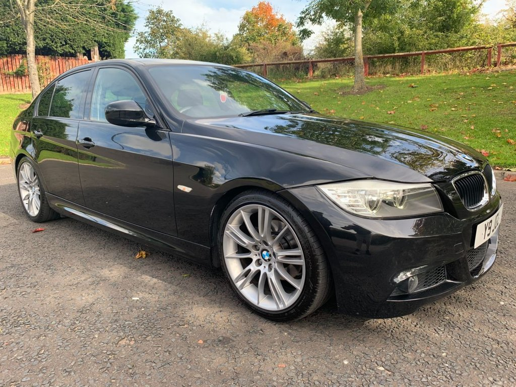 USED 2010 Y BMW 3 SERIES 2.0 318D M SPORT BUSINESS EDITION 4d 141 BHP Automatic | Business NAV | M SPORT