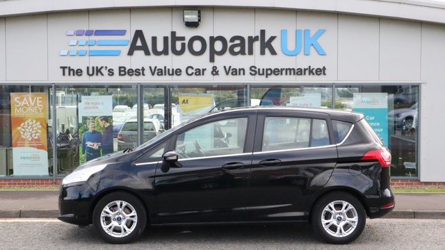 USED 2014 64 FORD B-MAX 1.4 ZETEC 5d 89 BHP LOW DEPOSIT OR NO DEPOSIT FINANCE AVAILABLE . COMES USABILITY INSPECTED WITH 30 DAYS USABILITY WARRANTY + LOW COST 12 MONTHS ESSENTIALS WARRANTY AVAILABLE FOR ONLY £199 .  WE'RE ALWAYS DRIVING DOWN PRICES .