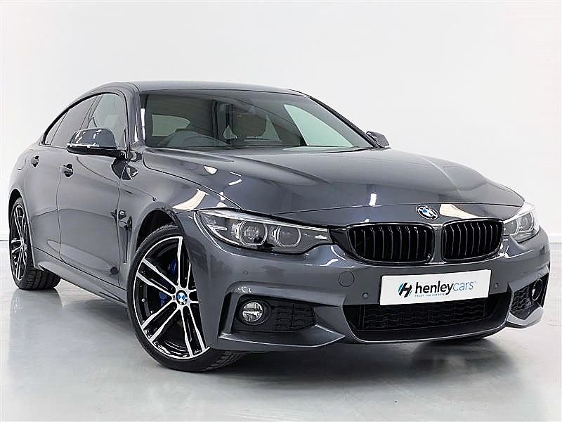 USED 2019 19 BMW 4 SERIES GRAN COUPE 2.0 420I M SPORT