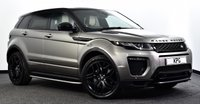 USED 2017 67 LAND ROVER RANGE ROVER EVOQUE 2.0 SD4 HSE Dynamic Auto 4WD (s/s) 5dr £53k New, Pan Roof, Black Pack
