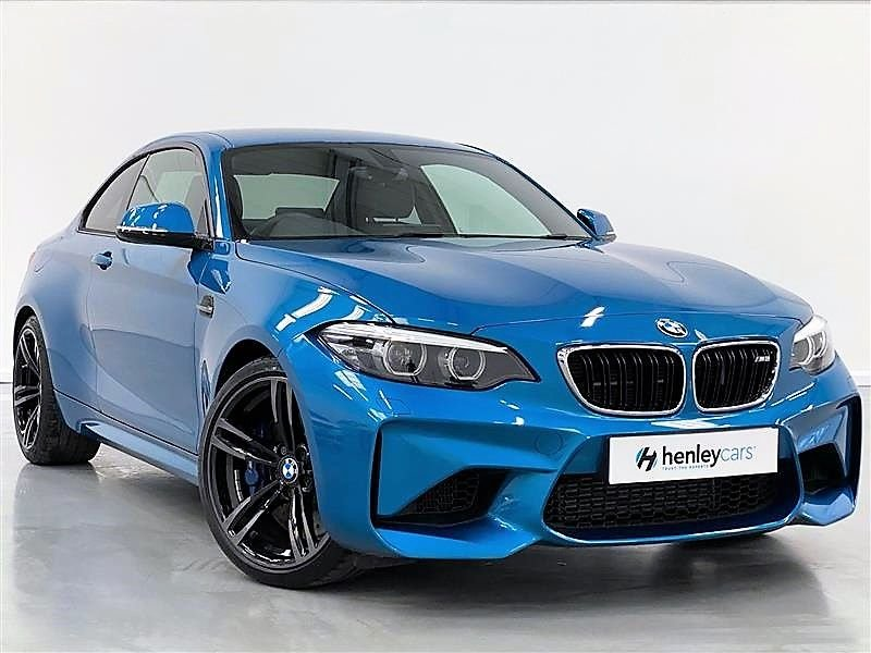 USED 2018 18 BMW M2 3.0 M2 DCT LCI
