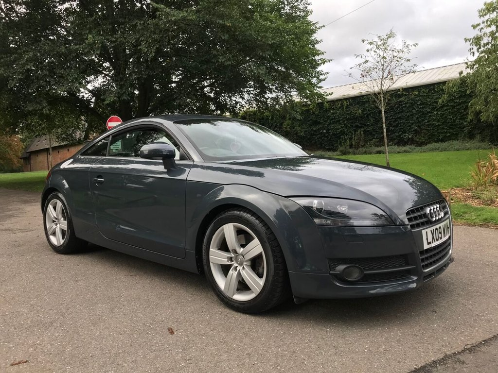 USED 2009 09 AUDI TT 2.0 TFSI 3d 200 BHP Over £3000 Of Optional Equipment With This Car !
