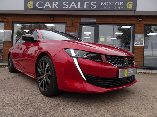 USED 2019 19 PEUGEOT 508 2.0 BLUEHDI S/S SW GT LINE 5d 161 BHP IMMACULATE NEW SHAPE GT LINE SW, FSH, TOP SPECIFICATION, HPI CLEAR, 5 STAR RATED DEALERSHIP