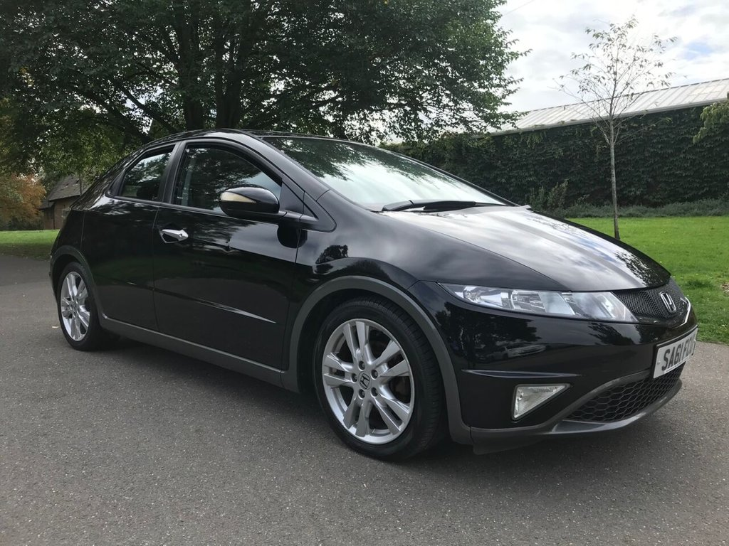 USED 2011 61 HONDA CIVIC 1.8 I-VTEC ES 5d 138 BHP Over £2000 Of Optional Equipment With This Car !