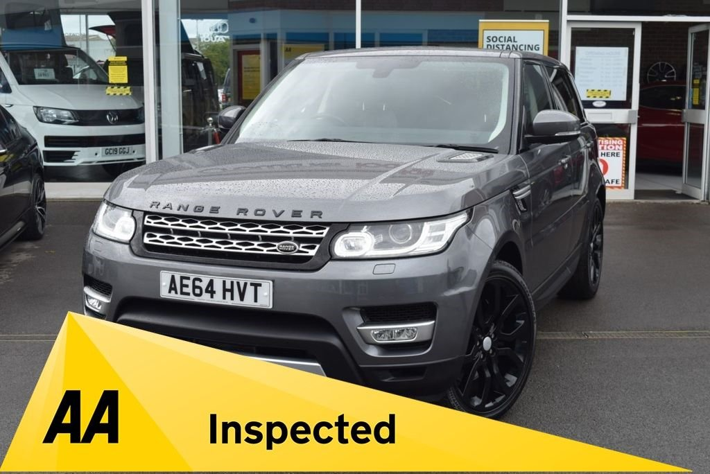 USED 2015 64 LAND ROVER RANGE ROVER SPORT 3.0 SDV6 HSE 5d 288 BHP FINANCE TODAY WITH NO DEPOSIT - SERVICE HISTORY