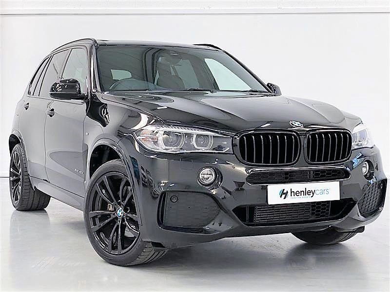 USED 2017 17 BMW X5 3.0 XDRIVE 40D M SPORT