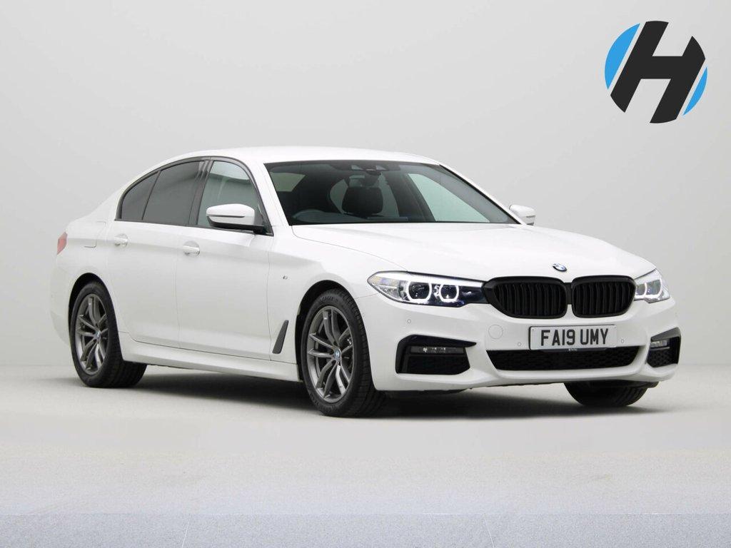 USED 2019 19 BMW 5 SERIES 2.0 520D M SPORT