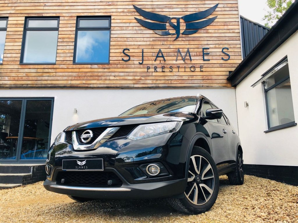 USED 2017 NISSAN X-TRAIL 1.6 dCi N-Vision XTRON