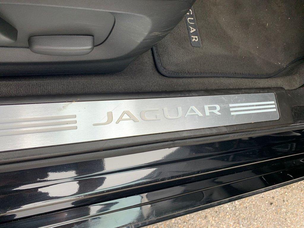 USED 2014 63 JAGUAR XF 2.2 D R-SPORT 4d 200 BHP