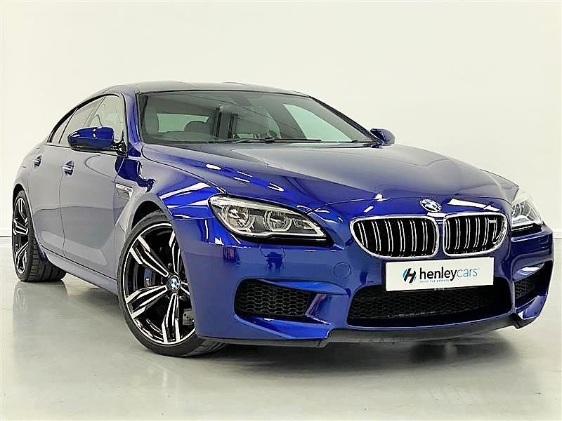 USED 2017 17 BMW M6 Gran Coupe 4.4 V8
