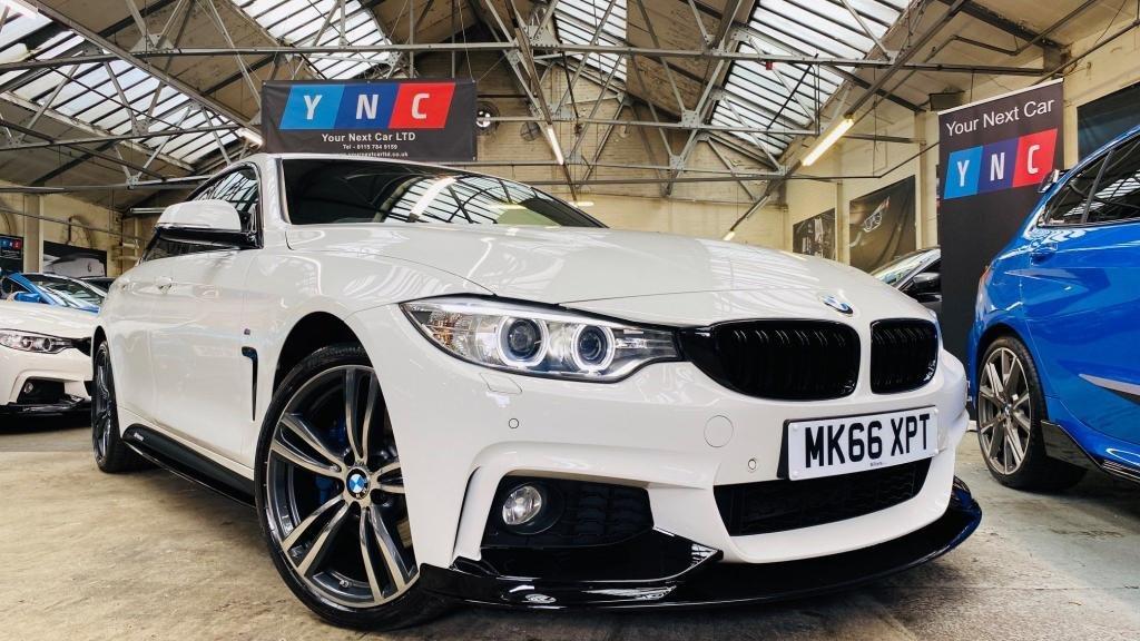 USED 2016 66 BMW 4 SERIES 2.0 420i M Sport Gran Coupe xDrive 5dr PERFORMANCEKIT+4WD+MPLUSPACK!!
