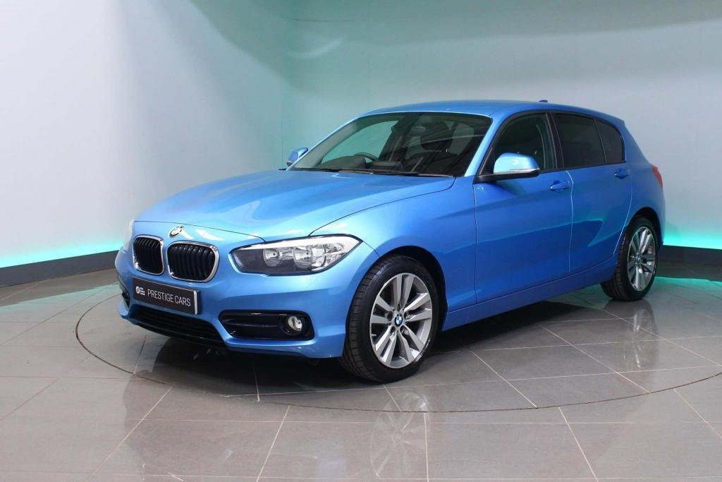 USED 2018 68 BMW 1 SERIES 1.5 118i GPF Sport Sports Hatch (s/s) 5dr SAT NAV - AUTO WIPERS - DAB