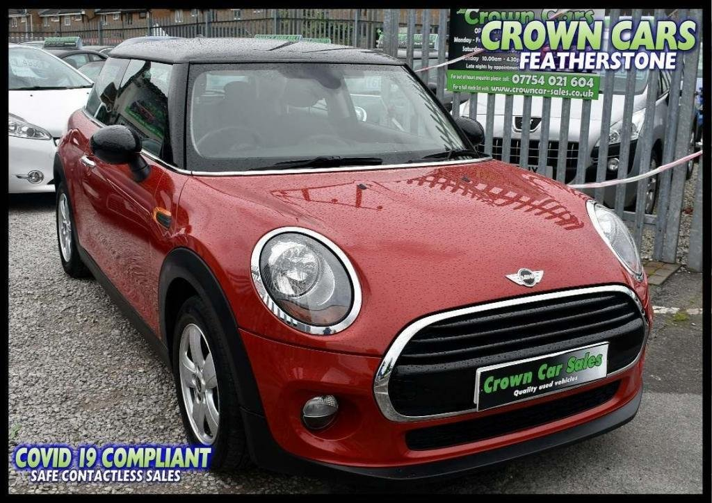 USED 2015 65 MINI HATCH COOPER 1.5 Cooper D (s/s) 3dr AMAZING LOW RATE FINANCE DEALS