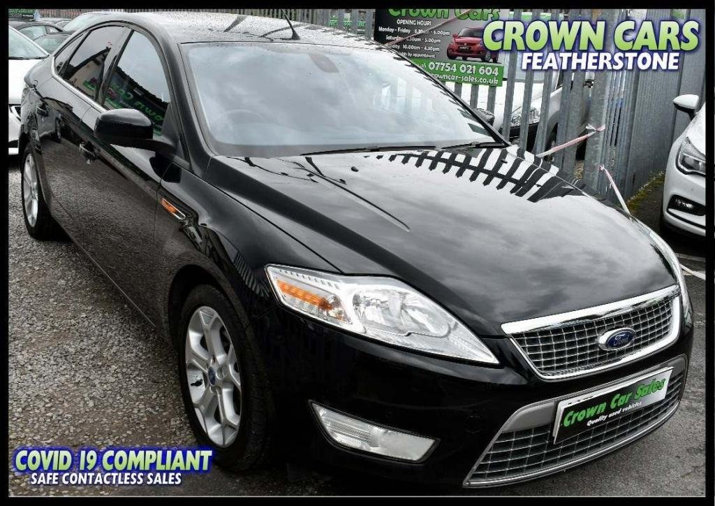 USED 2010 60 FORD MONDEO 2.0 TD Titanium 5dr AMAZING LOW RATE FINANCE DEALS
