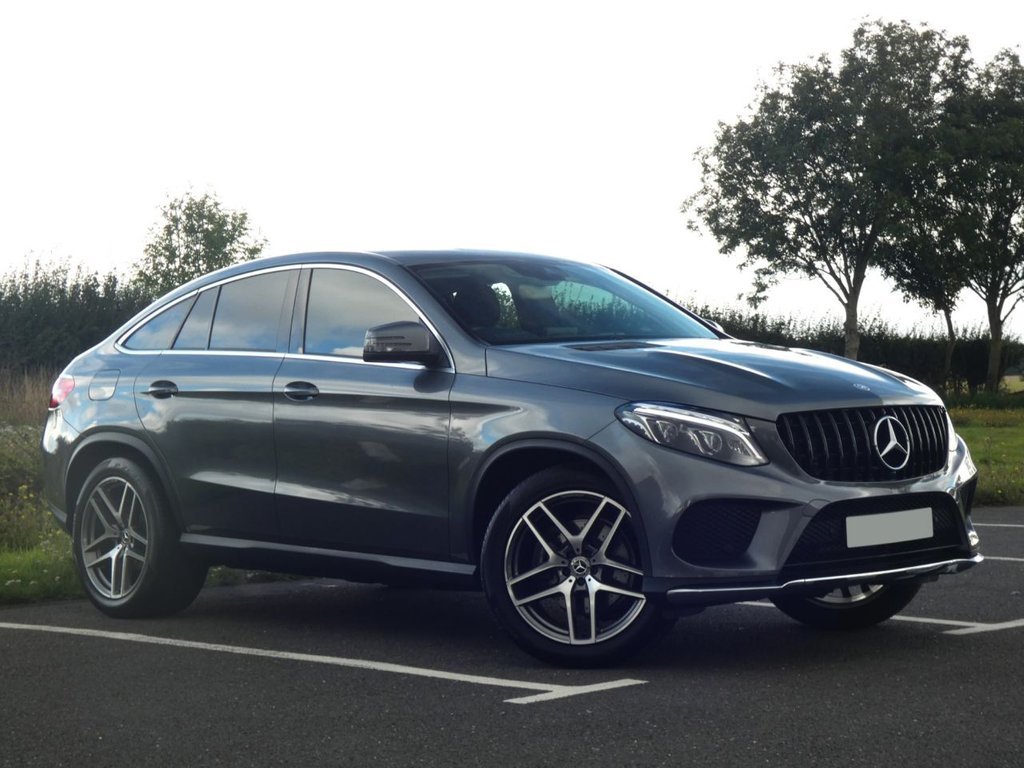 USED 2017 17 MERCEDES-BENZ GLE-CLASS 3.0 GLE 350 D 4MATIC AMG LINE 4d 255 BHP VAT Qualifying
