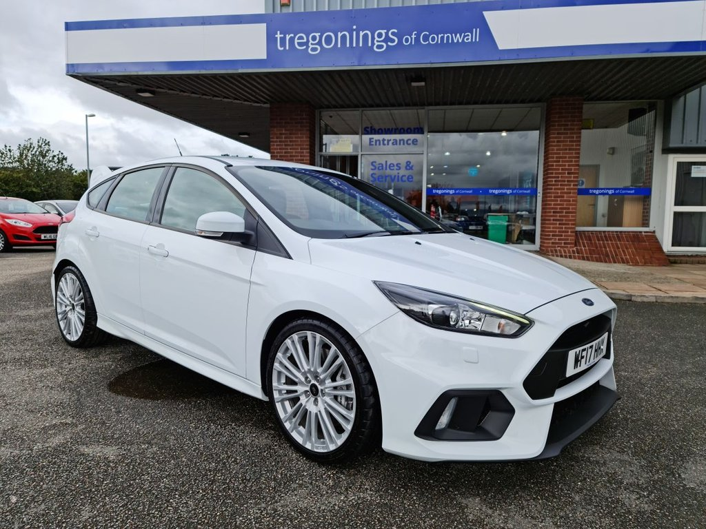 USED 2017 17 FORD FOCUS 2.3L RS 5d 346 BHP