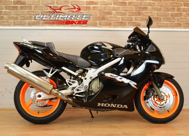 USED 2004 54 HONDA CBR 600 F4 SUPER SPORTS 600CC