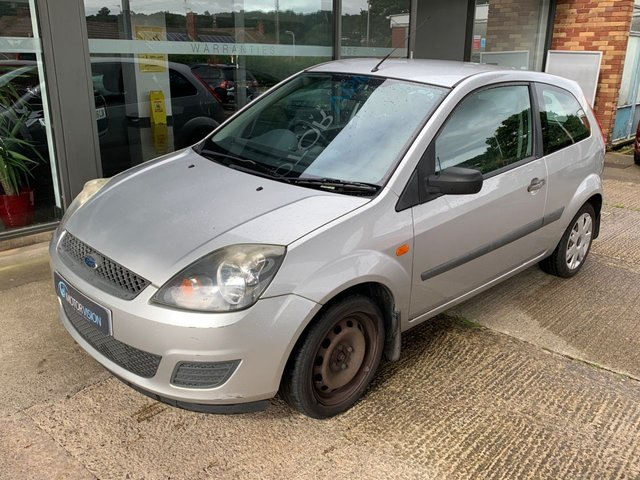 2008 58 FORD FIESTA 1.2 STYLE CLIMATE 16V 3d 78 BHP