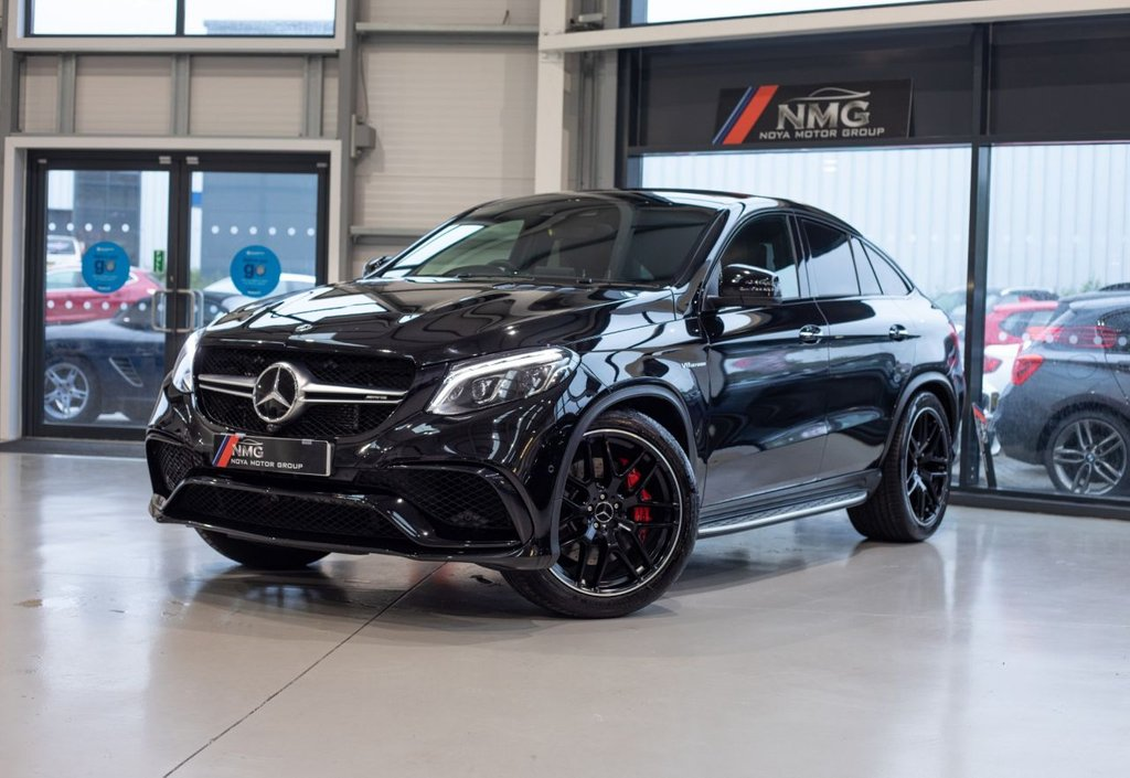 USED 2018 18 MERCEDES-BENZ GLE-CLASS 5.5 AMG GLE 63 S 4MATIC NIGHT EDITION 4d 577 BHP ***FREE NATIONWIDE DELIVERY***