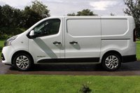 USED 2015 15 RENAULT TRAFIC 1.6 SL27 SPORT ENERGY DCI S/R P/V 140 BHP SPORT - ENERGY - WHITE