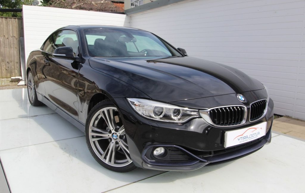 USED 2014 64 BMW 4 SERIES 2.0 428I SPORT 2d 242 BHP Full History - 7K of options