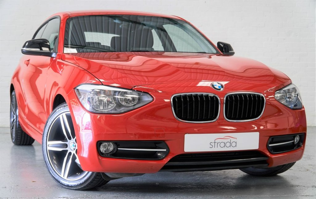 USED 2015 15 BMW 1 SERIES 1.6 116I SPORT 3d 135 BHP