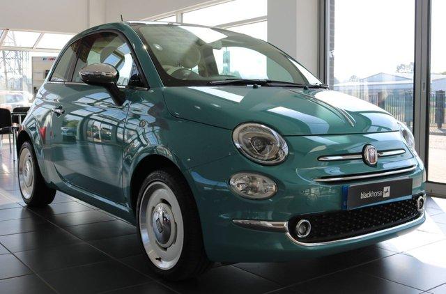 2017 67 FIAT 500 1.2 ANNIVERSARIO 3d 69 BHP