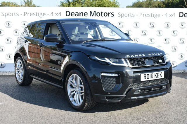 2016 16 LAND ROVER RANGE ROVER EVOQUE 2.0 SI4 HSE DYNAMIC LUX 5d 237 BHP HEADS UP DISPLAY