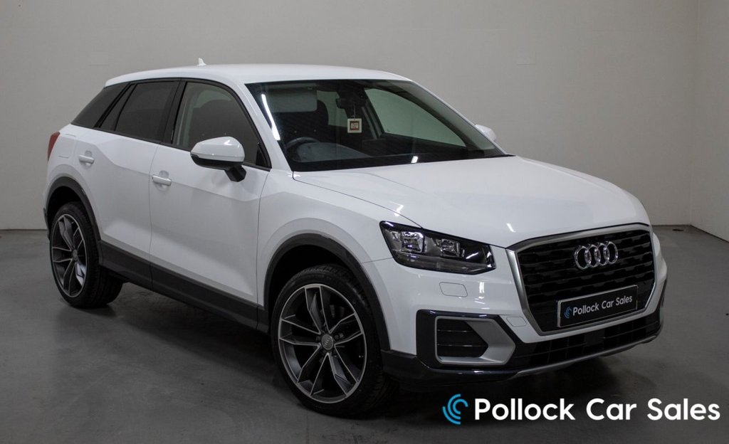 "USED 2017 67 AUDI Q2 SE 1.6TDI 114BHP 19"" Wheel Upgrade, Smartphone connection"