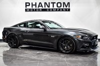 USED 2017 17 FORD MUSTANG 5.0 GT 2d 727 BHP