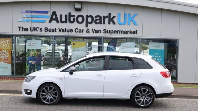 USED 2014 14 SEAT IBIZA 1.4 TSI ACT FR 5d 140 BHP LOW DEPOSIT OR NO DEPOSIT FINANCE AVAILABLE . COMES USABILITY INSPECTED WITH 30 DAYS USABILITY WARRANTY + LOW COST 12 MONTHS ESSENTIALS WARRANTY AVAILABLE FOR ONLY £199 .  WE'RE ALWAYS DRIVING DOWN PRICES .