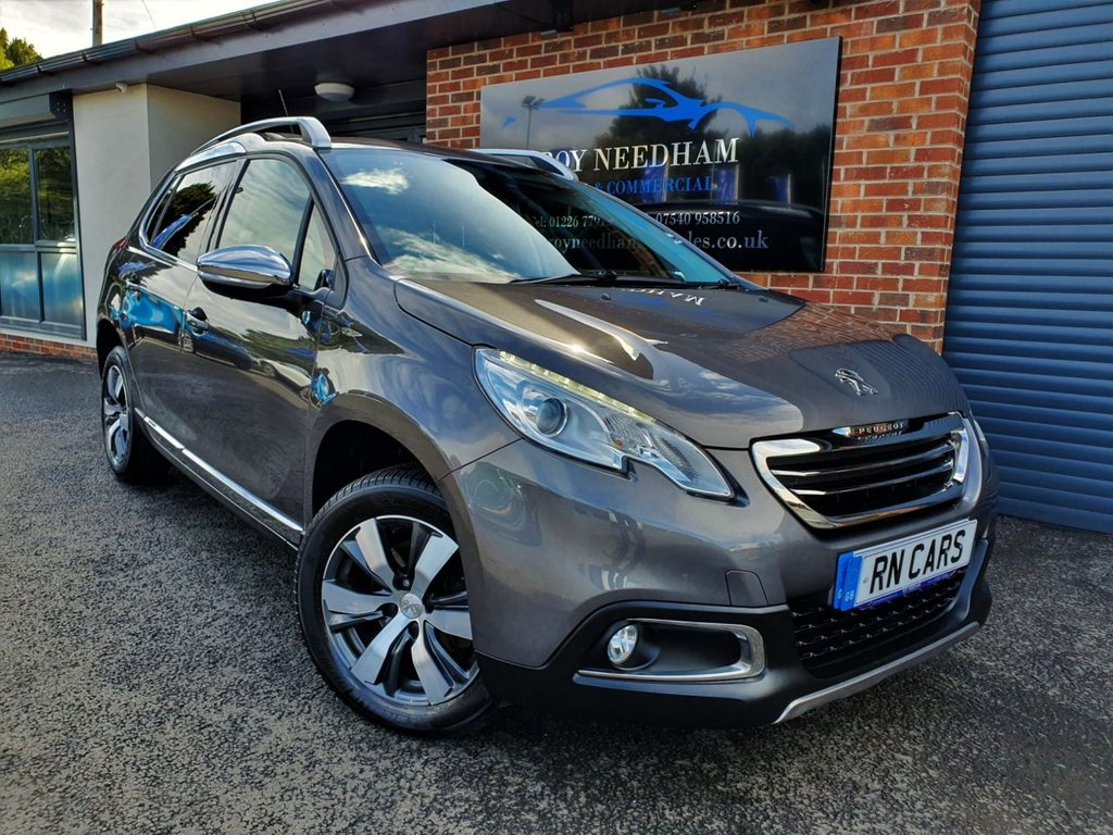 USED 2016 16 PEUGEOT 2008 1.6 BLUE HDI S/S ALLURE 5DR 120 BHP *** FSH - 1 OWNER - CRUISE ***