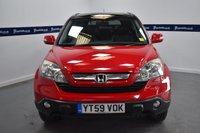 USED 2009 59 HONDA CR-V 2.0 I-VTEC EX 5d 150 BHP (PAN ROOF - SAT NAV - LEATHER)
